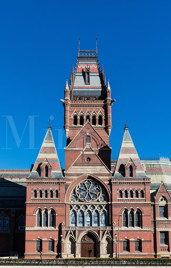 Memorial Hall, Harvard University, Cambridge, Massachusetts, USA