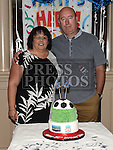 John Walsh 50th Birthday