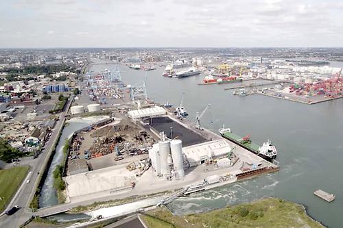 Dublin Port's South Bank Quay & Berths 46 - 47