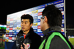 Gamba Osaka vs Shandong Luneng during the 2009 AFC Champions League Group F match on March 10, 2009 at the Osaka Expo '70 Stadium, Suita, Japan. Photo by World Sport Group