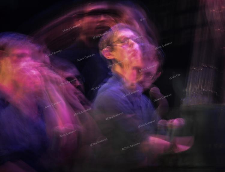 Three Seconds of Benedikt Jahnel at Performance Works on June 25, 2014 TD Vancouver International Jazz Festival