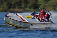 """Courtney StewartJS-721 """"Go'n Skiff'n Krazy""""   (Jersey Speed Skiff(s)"""