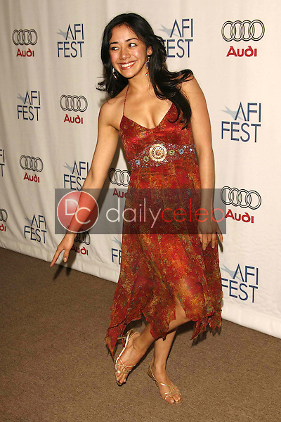 """Aimee Garcia<br />at the AFI Fest 2006 Screening of """"Lies and Alibis"""". Arclight Cinemas, Hollywood, CA. 11-10-06<br />Dave Edwards/DailyCeleb.com 818-249-4998"""