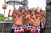 Danse du Kecak - Uluwatu
