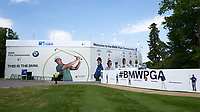 General view during Practice Day at BMW PGA Championship Wentworth Golf at Wentworth Drive, Virginia Water, England on 22 May 2018. Photo by Andy Rowland.