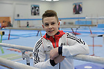 Media Day British Gymnastics 8.5.14 .Brinn Bevan.