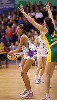 Loughborough Lightning v Australian Netball Diamonds - October 2009