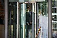 Bundesgesundheitsminister Jens Spahn, CDU, verkuendet am Mittwoch den 1. August 2018 Medienvertretern den Kabinettsbeschluss zum Entwurf eines Gesetzes zur Staerkung des Pflegepersonals (Pflegepersonal-Staerkungsgesetz – PpSG).<br /> 1.8.2018, Berlin<br /> Copyright: Christian-Ditsch.de<br /> [Inhaltsveraendernde Manipulation des Fotos nur nach ausdruecklicher Genehmigung des Fotografen. Vereinbarungen ueber Abtretung von Persoenlichkeitsrechten/Model Release der abgebildeten Person/Personen liegen nicht vor. NO MODEL RELEASE! Nur fuer Redaktionelle Zwecke. Don't publish without copyright Christian-Ditsch.de, Veroeffentlichung nur mit Fotografennennung, sowie gegen Honorar, MwSt. und Beleg. Konto: I N G - D i B a, IBAN DE58500105175400192269, BIC INGDDEFFXXX, Kontakt: post@christian-ditsch.de<br /> Bei der Bearbeitung der Dateiinformationen darf die Urheberkennzeichnung in den EXIF- und  IPTC-Daten nicht entfernt werden, diese sind in digitalen Medien nach §95c UrhG rechtlich geschuetzt. Der Urhebervermerk wird gemaess §13 UrhG verlangt.]