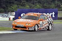 #55 John Batchelor. Team B&Q/Talksport Radio. Honda Integra R.