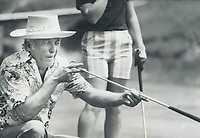Golf, Ted Knight