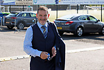 St Johnstone v Lask…26.08.21  McDiarmid Park    Europa Conference League Qualifier<br />Chairman Steve Brown arrives ahead of tonight's game<br />Picture by Graeme Hart.<br />Copyright Perthshire Picture Agency<br />Tel: 01738 623350  Mobile: 07990 594431