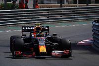 23rd May 2021; Principality of Monaco; F1 Grand Prix of Monaco,   Race Day;  Sergio Perez MEX 11 , Red Bull Racing Honda