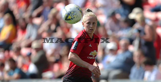 Leah Galton of Manchester United Women