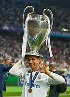 Cristiano RONALDO, Real Madrid 7 <br /> REAL MADRID - FC LIVERPOOL<br /> Football UEFA Champions League, Finale, Kiew, Ukraine, May 26, 2018<br /> CL Season 2017 2018<br />  <br />  *** Local Caption *** © pixathlon<br /> Contact: +49-40-22 63 02 60 , info@pixathlon.de