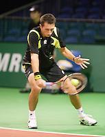 2011-02-07, Tennis, Rotterdam, ABNAMROWTT,   Sergiy Stakhovsky