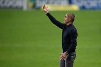 28th August 2021; Arena do Gremio, Porto Alegre, Brazil; Brazilian Serie A, Gremio versus Corinthians;  Corinthians manager Sylvinho