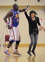 130527 Basketball - Harlem Globetrotters