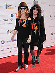 Ann Wilson & Nancy Wilson of Heart at Stand Up to Cancer held at Sony Picture Studios in Culver City, California on September 10,2010                                                                               © 2010 Hollywood Press Agency