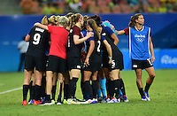 USWNT vs Colombia, August 9, 2016