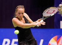 16-12-10, Tennis, Rotterdam, Reaal Tennis Masters 2010,   Nicole Thyssen