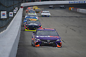 #11: Denny Hamlin, Joe Gibbs Racing, Toyota Camry FedEx Freight, #24: William Byron, Hendrick Motorsports, Chevrolet Camaro AXALTA