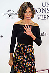 "Lydia Bosch during the premiere of the spanish film ""Un Monstruo Viene a Verme"" of J.A. Bayona at Teatro Real in Madrid. September 26, 2016. (ALTERPHOTOS/Borja B.Hojas)"
