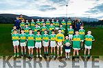 The John Mitchels U12 A and B teams who won the County U12 Division 1 in both A and B grade