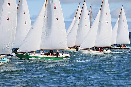 River class racing on Strangford Lough