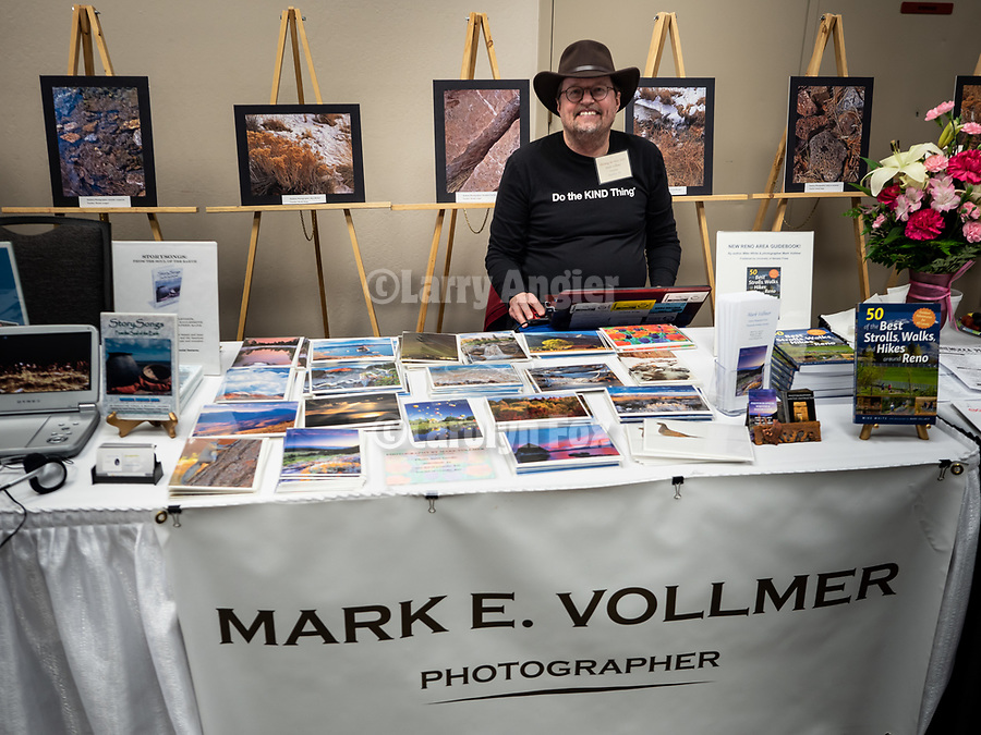 Speakers at Shooting the West XXX Mark Vollmer<br /> <br /> #ShootingTheWest XXX, #WinnemuccaNevada,