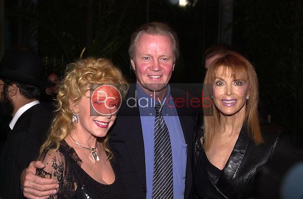 Stella Stevens, Jon Voight and Tina Louise