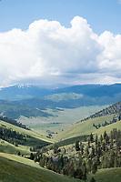 National Bison Range - Charlo, Montana - 19 May 2017