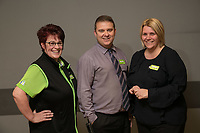 Long Service Colleaugues from left are Tracy Price, Andrew Dean and Bernadette Drummand of ASDA Langley Mill Long Service Colleaugues from left are Tracy Price, (25 years service), Andrew Dean (31 years service) and Bernadette Drummand (20 years service)of ASDA Langley Mill