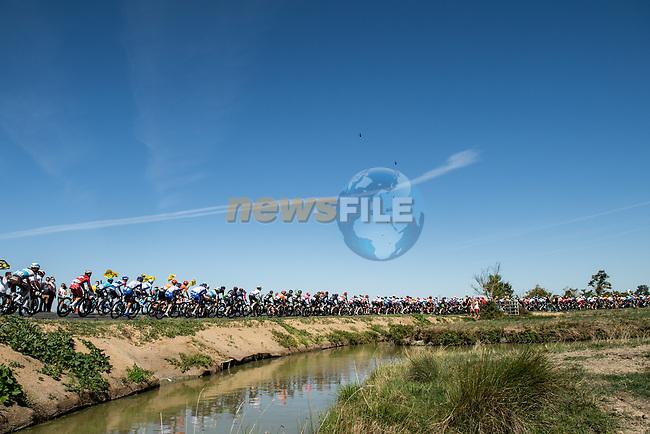 08/09/2020 - Tour de France 2020 - Etape 10 - Ile d'Oleron / Ile de Re (168,5 km) -