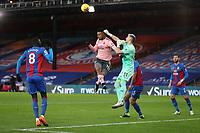 2021 Premier League Football Crystal Palace v Sheffield United Jan 2nd