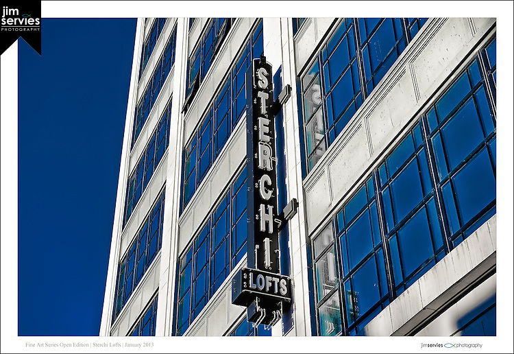 Sterchi Lofts | Knoxville, TN by Jim Servies Photography