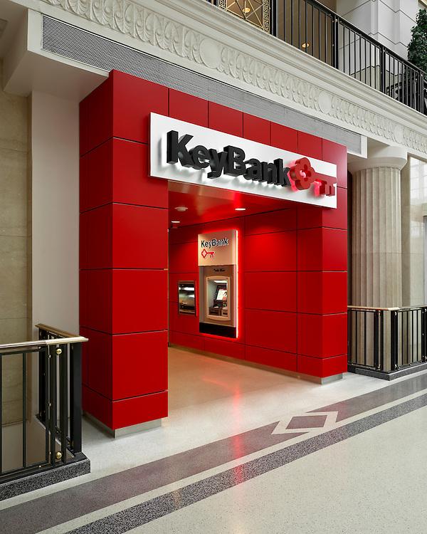 Key Bank TowerCity Branch   Architect: Key Bank