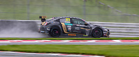 23rd August 2020; Oulton Park Circuit, Little Budworth, Cheshire, England; Kwik Fit British Touring Car Championship, Oulton Park, Race Day;  Michael Crees The Clever Baggers with BTC Racing driving a Honda Civic Type R