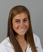 Kate Baldoni member of Stanford women's water polo team. Photo taken Tuesday, September 25, 2012. ( Norbert von der Groeben )