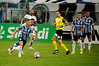 PORTO ALEGRE, (RS), 19.03.2021 - GREMIO - AIMORE – O Darlan, da equipe do Grêmio, na partida entre Grêmio e Aimoré, válida pela 5ªrodada do Campeonato Gaúcho 2021, no estádio Arena do Grêmio, em Porto Alegre, nesta sexta-feira (19).