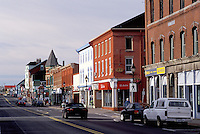 Nova Scotia, Yarmouth, NS, Canada, DowntownYarmouth