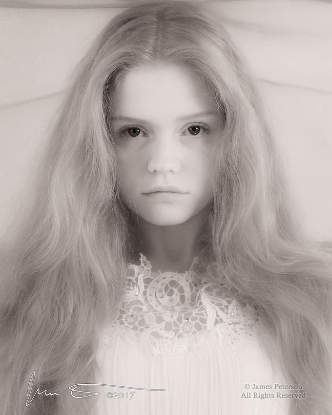 Brianna #2 (Infrared) ©2017 James D Peterson