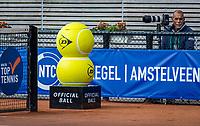 Amstelveen, Netherlands, 7 Juli, 2021, National Tennis Center, NTC, Amstelveen Womans Open, Dunlop<br /> Photo: Henk Koster/tennisimages.com