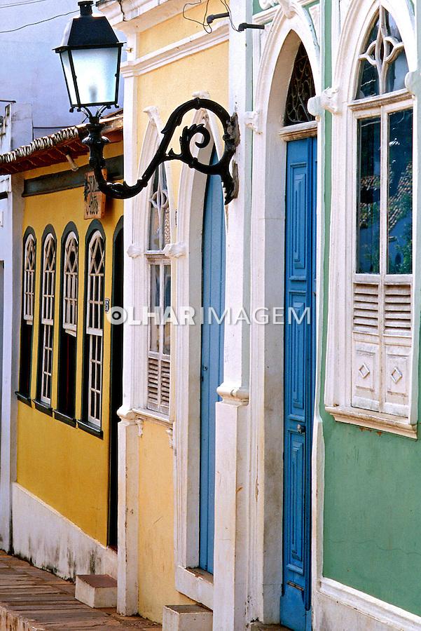 Cidade de Lençóis, Bahia. 2001. Foto de Renata Mello.