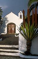 Spanien, Kanarische Inseln, Teneriffa, Ermita de San Telmo in Puerto de la Cruz