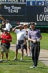 PALM BEACH GARDENS, FL. - Brad Faxon during Round Two play at the 2009 Honda Classic - PGA National Resort and Spa in Palm Beach Gardens, FL. on March 6, 2009.
