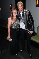 STUDIO CITY, CA - JUNE 23: Tina Trozzo and KUBA Ka attend Polish Popstar KUBA Ka's concert at La Maison in Studio City on June 23, 2013 in Studio City, California. (Photo by Celebrity Monitor)