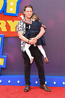 """Chris Stark<br /> arriving for the """"Toy Story 4"""" premiere at the Odeon Luxe, Leicester Square, London<br /> <br /> ©Ash Knotek  D3509  16/06/2019"""