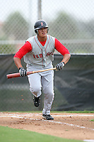 August 14, 2008: Chih-Hsiang Huang (7) of the GCL Red Sox. Photo by: Chris Proctor/Four Seam Images