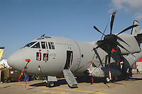 - military cargo plane C 27 J Spartan....- aereo da trasporto militare C  27 J Spartan