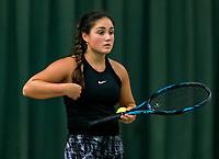 Wateringen, The Netherlands, November 27 2019, De Rhijenhof , NOJK 12 and16 years, Isabella Mujan (NED)<br /> Photo: www.tennisimages.com/Henk Koster